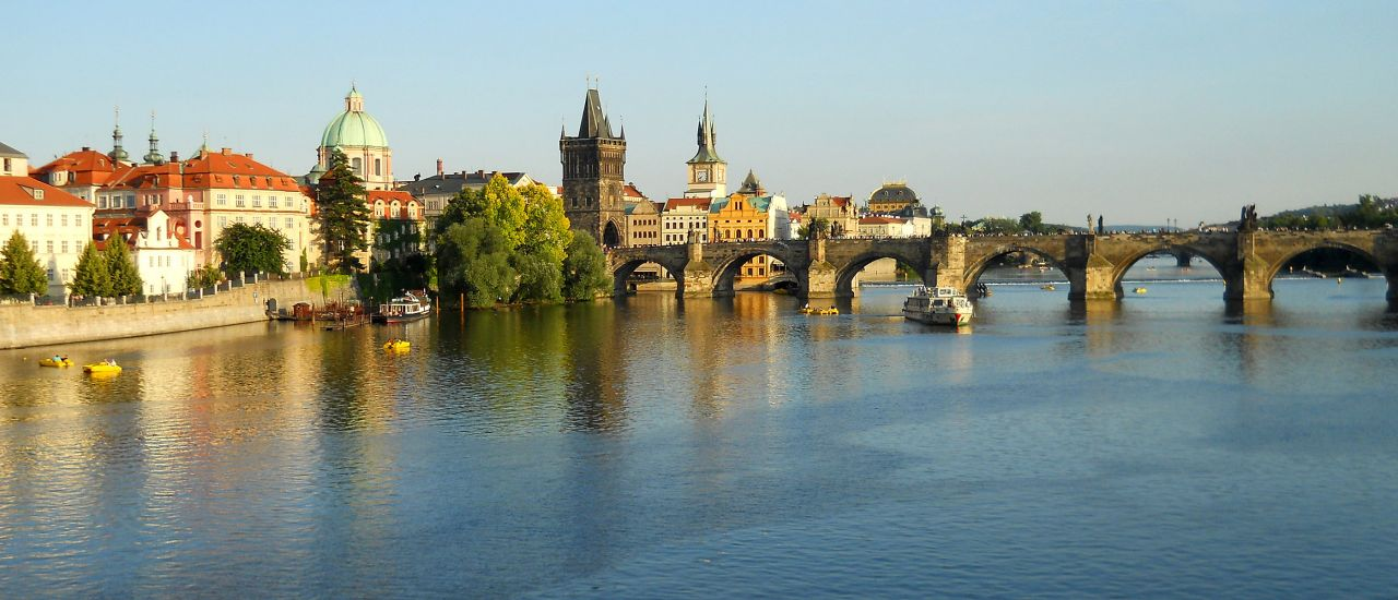 Prague: The most beautiful city
