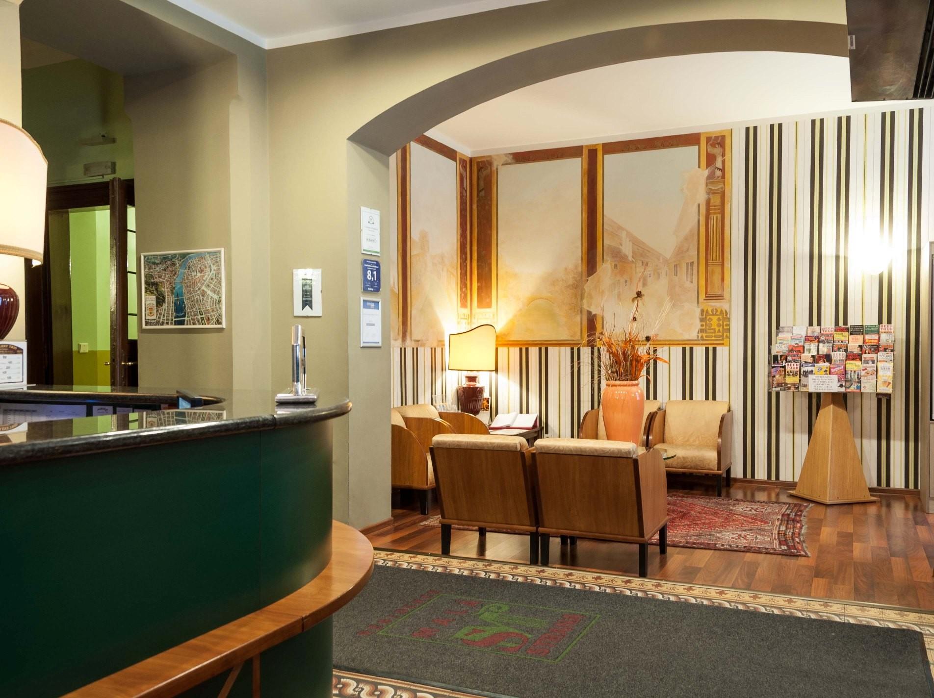 Garzotto hotels spa hotels in marienbad prague for Hotel mala strana