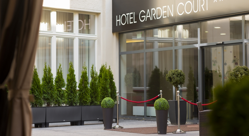 green garden hotel prag