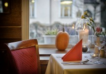 Dining: Restaurant Rigoletto